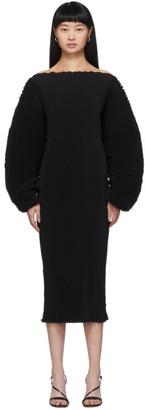 Totême Black Mia Vana Dress