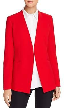 Lafayette 148 New York Miranda Open-Front Jacket