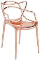 Kartell Masters Dining Chair Metallic - Copper