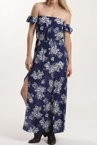 Lucy-Love Lucy Love Floral Boho Maxi Dress