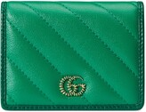 Thumbnail for your product : Gucci GG Marmont card case wallet