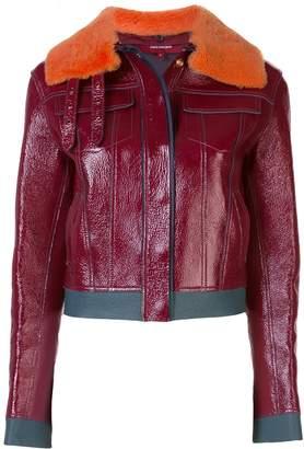 Sies Marjan Gabbie leather jacket