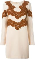 Chloé lace detail dress