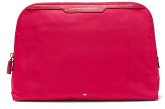 Anya Hindmarch Lotions & Potions Wash Bag - Pink