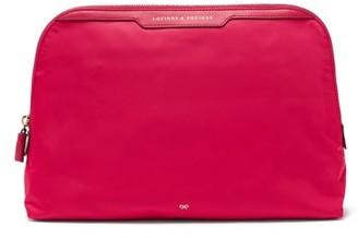 Anya Hindmarch Lotions & Potions Wash Bag - Womens - Pink