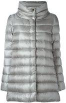 Herno padded jacket - women - Cotton/Feather Down/Nylon/Acetate - 42