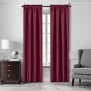 Elrene Home Fashions Colette Blackout Window Curtain, 52 x 84