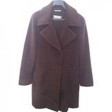Max Mara Brown Wool Coat