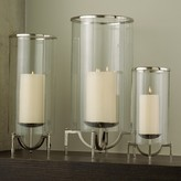 The Well Appointed House Global Views Elevated Hurricane Candle Holder-Available in Three Different Sizes