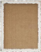 Parisian Home Burlap Framed Wall Memo Board