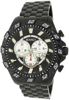 Roberto Bianci Men's 7060gun_blk Pro Racing Watch