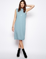 ASOS Column Sweat Dress