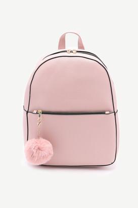 Ardene Backpack with Pompom