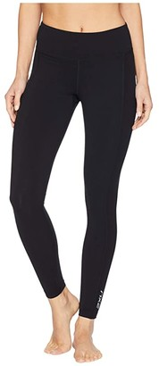2XU Active Compression Tights (Black/Silver) Women's Workout