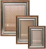 Lawrence Frames Tatum Picture Frame in Silver and Gold