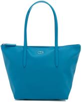 Lacoste Women's Small Shopping Bag Blue