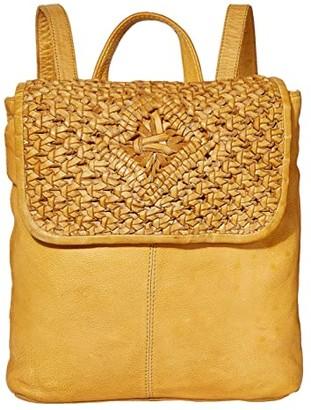 Frye Esme Backpack (Daffodil) Backpack Bags