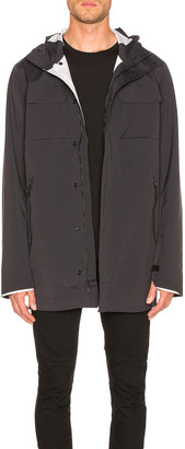 Canada Goose Wascana Jacket in Black | FWRD