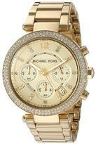 Michael Kors MK5354 - Parker Chronograph Chronograph Watches