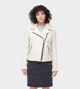 UggUGG Andee Leather Cycle Jacket