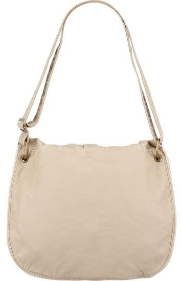 Slouch Washed Hobo Bag