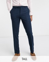 Harry Brown Tall wedding tweed heritage suit pants
