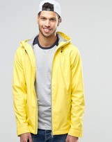 Original Penguin Rubber Rain Jacket