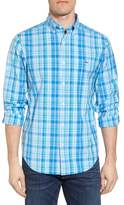 Vineyard Vines Bougainvillea Classic Fit Plaid Sport Shirt