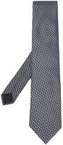 Lanvin - geometric pattern tie - men - Silk - One Size
