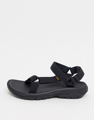 Teva Hurricane XLT2 sandals in black