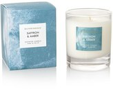 Oliver Bonas Small Saffron & Amber Scented Candle