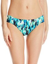 Kenneth Cole Reaction Kenneth Cole New York Women's Floral Explosion Sash Tab Hipster Bottom
