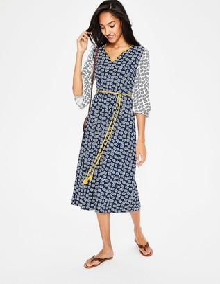 Boden Bella Jersey Midi Dress