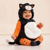 Carter's cat hooded bubble costume - baby