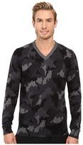 Nike Range Camo V-Neck Sweater