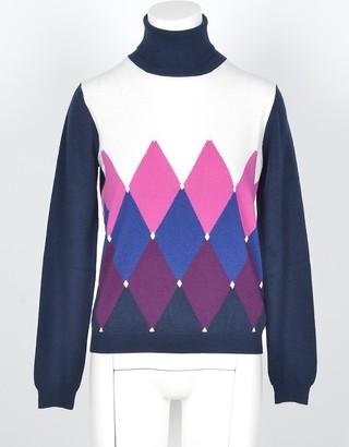 Ballantyne Women's Blue Sweater