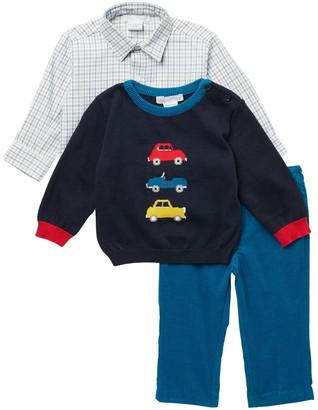 Carriage Boutique 3-Piece Sweater Set