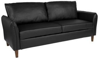 O'Neill Sofa Williston Forge Upholstery Color: Black