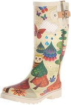 Chooka Women's Forest Friends Rain Boot