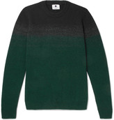 Nn07 - Antonio Dégradé Knitted Sweater