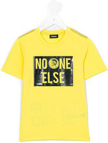 Diesel No One Else t-shirt - kids - Cotton - 6 yrs