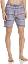 Hanro Evan Woven Stripe Shorts