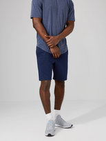 Frank + Oak drirelease® French Terry Short in Washed Blue