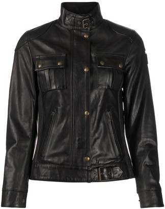 Belstaff Classic Leather Jacket