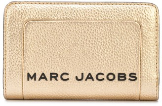 Marc Jacobs The Metallic compact wallet