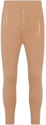 Dolce & Gabbana Wool Jogging Pants