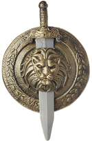 "California Costumes Men's Gladiator Combat Shield & Sword 12"""