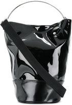 MM6 MAISON MARGIELA metal handle shoulder bag