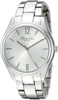 Kenneth Cole New York Kenneth Cole Women's 10021760 Stainless-Steel Quartz Watch