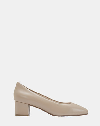 Easy Steps - Women's Nude All Pumps - Gamma - Size One Size, 7 at The Iconic